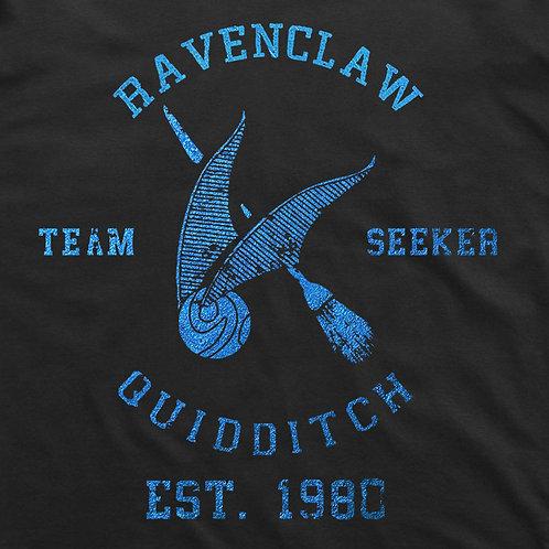 Ravenclaw Quidditch Short Sleeve T-Shirt: Seeker