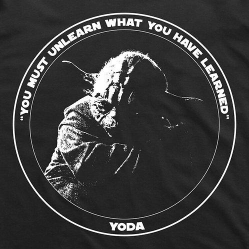 Master Yoda Short Sleeve T-Shirt