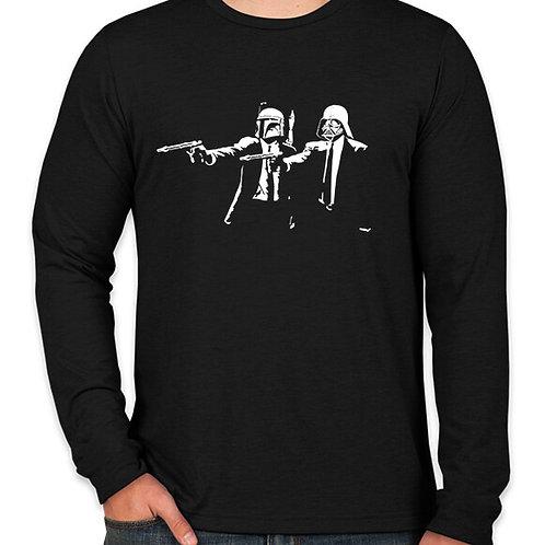 Star Wars Pulp Vader Long Sleeve Long Sleeve T-Shirt