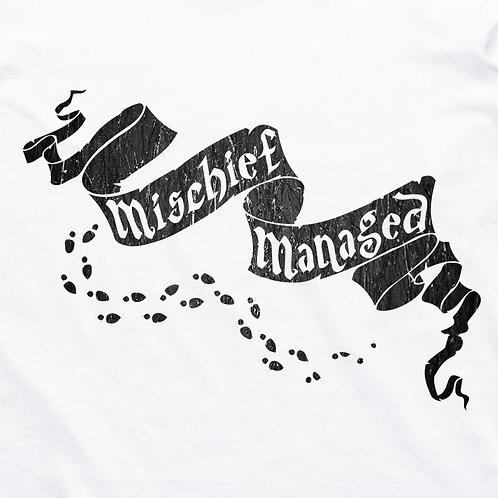 The Marauders T-Shirt: Mischief Managed