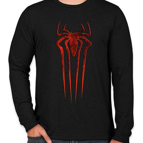 Spiderman: The Amazing Spiderman Long Sleeve Long Sleeve T-Shirt