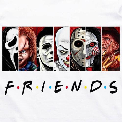 Friends: Horror T-Shirt