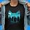 Thumbnail: Fairy Tail: Silhouette  Long Sleeved T-Shirt