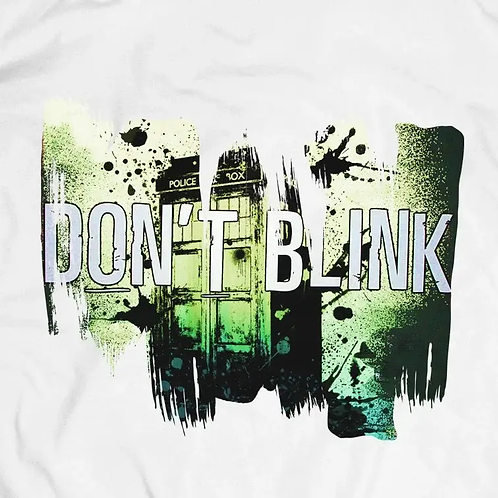 Doctor Who: Don't Blink T-Shirt