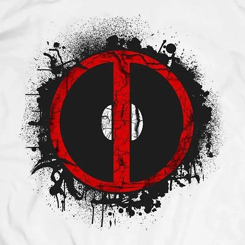 Deadpool: Abstract Short Sleeve T-Shirt