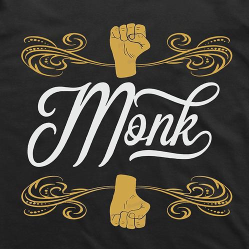RPG Class: Monk