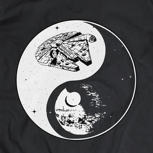 Death Star / Falcon T-Shirt
