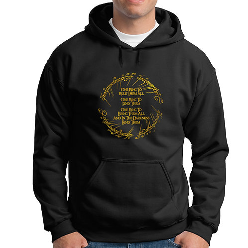 Lord of the Rings: One Ring Hoodie