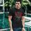 Thumbnail: Grunge Batman Short Sleeve T-Shirt