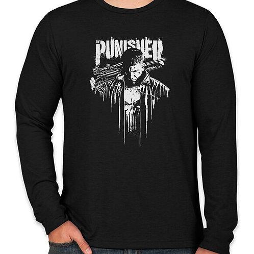The Punisher Long Sleeve Long Sleeve T-Shirt
