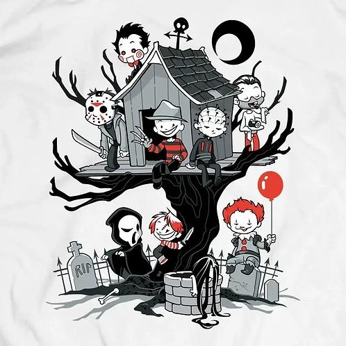 Treehouse Friends T-Shirt