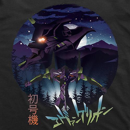 Neon Genesis: Midnight Short Sleeve T-Shirt