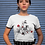 Thumbnail: Purrable Horror Friends T-Shirt