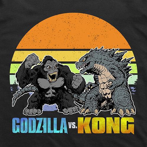 King Kong: Comic T-Shirt