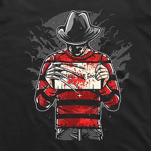 Will Kill For Food Short Sleeve T-Shirt