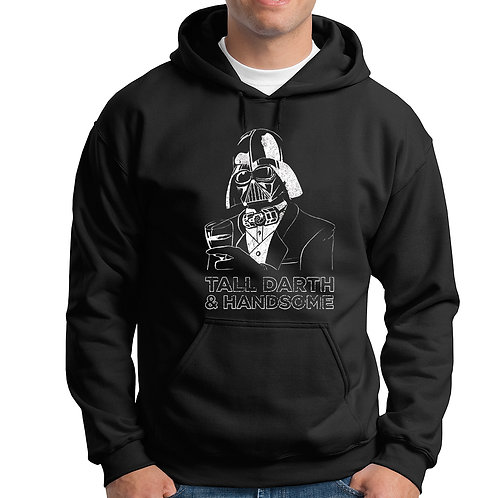 Star Wars: Tall Darth and Handsome Hoodie