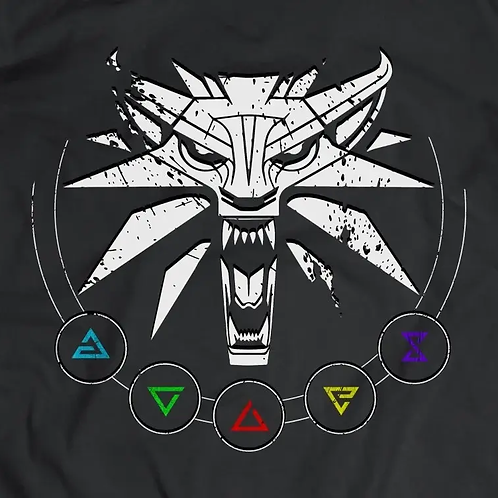 The Witcher: Classic T-Shirt