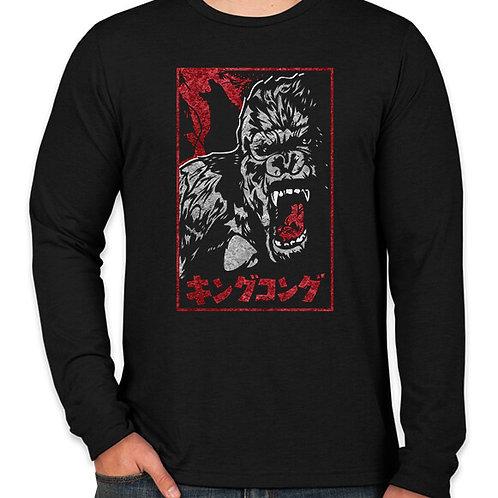 King Kong Long Sleeve Long Sleeve T-Shirt