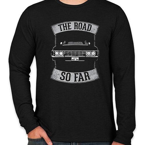 Supernatural: Road So Far Long Sleeve Long Sleeve T-Shirt