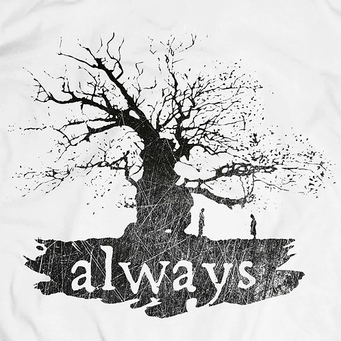 Always T-Shirt: Whomping Willow