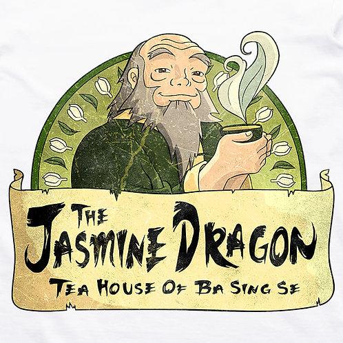 The Last Airbender: Jasmine DragonShort Sleeve T-Shirt