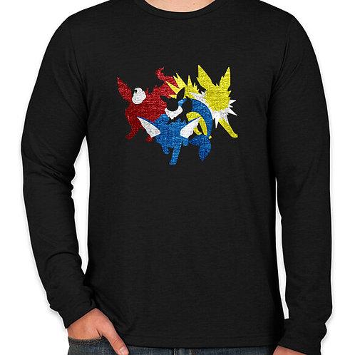 Pokemon: Eevee Long Sleeve T-Shirt