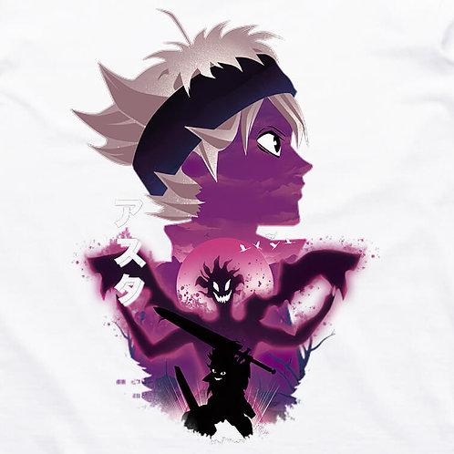 Black Clover:  Asta T-Shirt