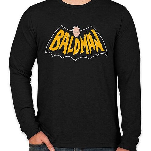 Punch Man: Bald Man Long Sleeve Long Sleeve T-Shirt