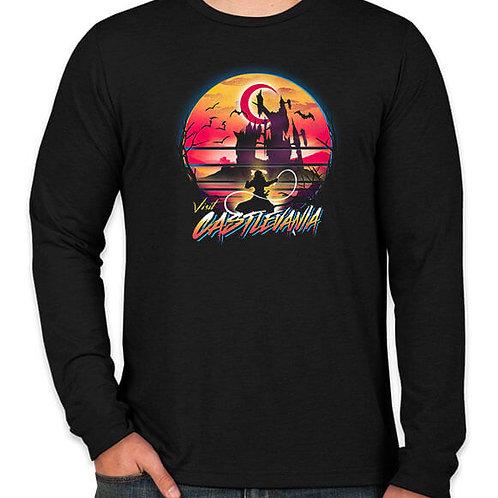 Visit Castlevania Long Sleeve T-Shirt
