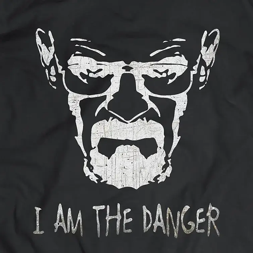 Breaking Bad: I am the Danger T-Shirt