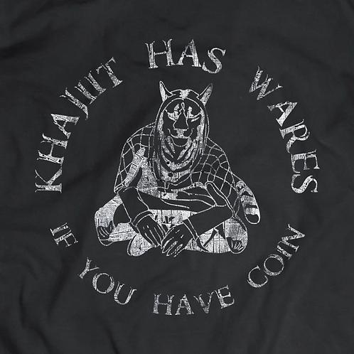 Skryim: Khajiit has wares  T-Shirt