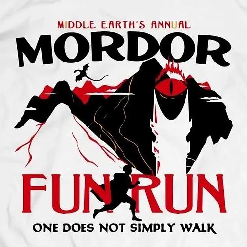 Fun Run to Mordor T-Shirt