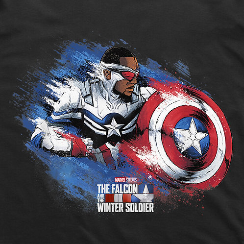 The Falcon Short Sleeve T-Shirt