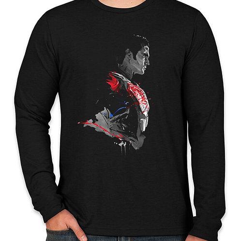 Superman Long Sleeve Long Sleeve T-Shirt