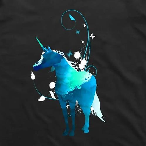 Abstract Unicorn T-Shirt