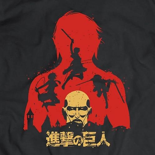 Attack on Titan: Wall Maria T-Shirt