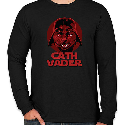 Star Wars - Cath Vader Long Sleeve Long Sleeve T-Shirt