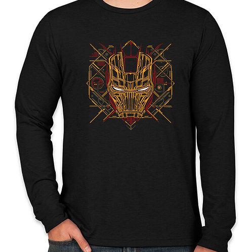 Avengers: Iron Man Long Sleeve Long Sleeve T-Shirt