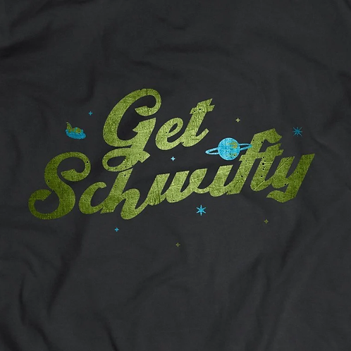 Rick and Morty: Get Schwifty T-Shirt