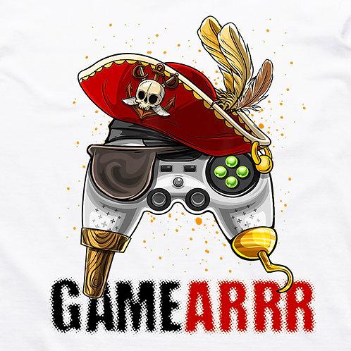 Game-arrr Short Sleeve T-Shirt