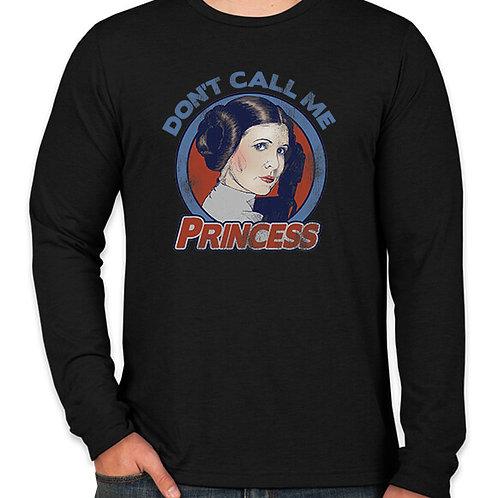 Star Wars: Princess Leia Long Sleeve Long Sleeve T-Shirt