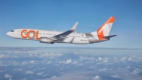 Gol inaugura voo direto entre Foz do Iguaçu (PR) e Salvador