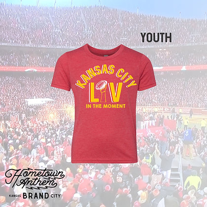 YOUTH - LIV in the Moment T-shirt