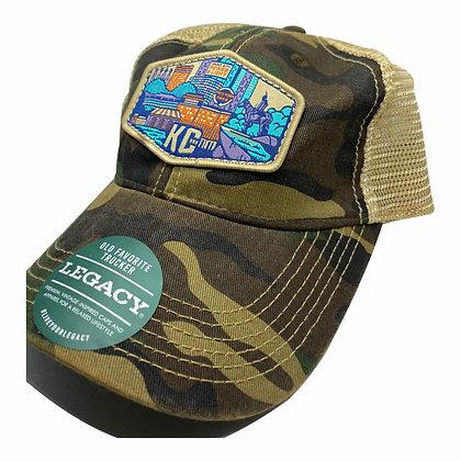 Adult - KC Iconic Skyline Hat