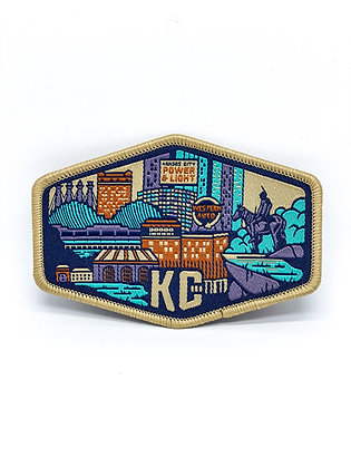 KC Backdrop Patch