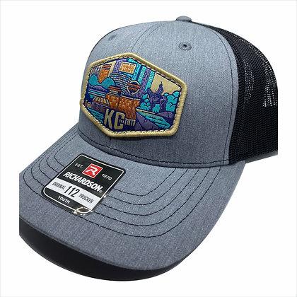 YOUTH - KC Iconic Skyline Hat