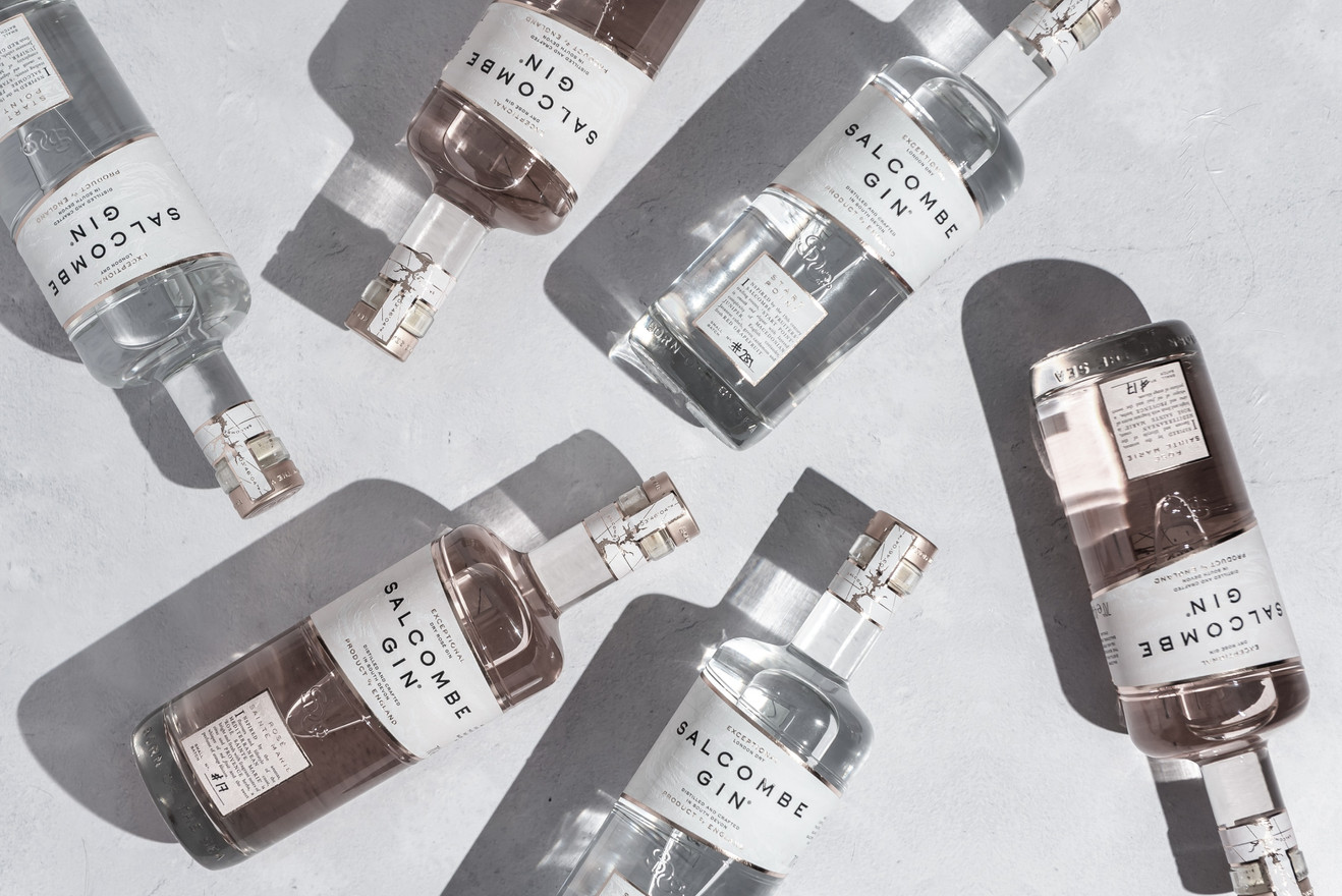 Salcombe Gin Minis