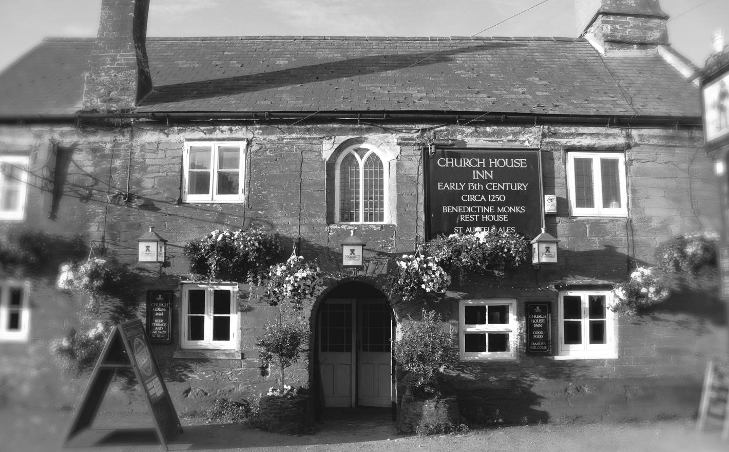 Church House Inn, Churchstow