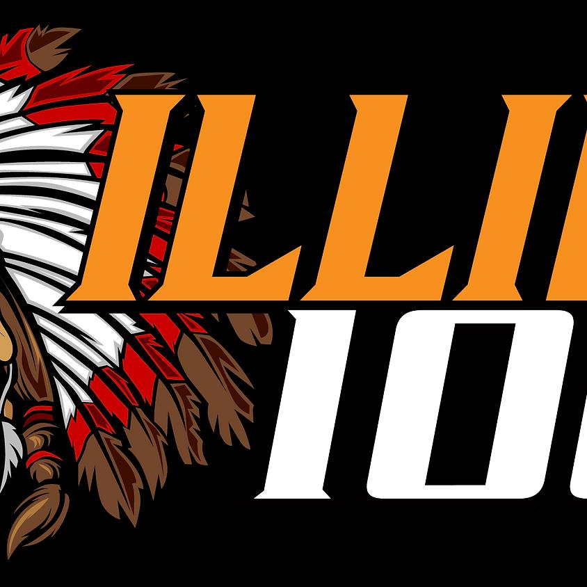 2021 Illini 100 Camping