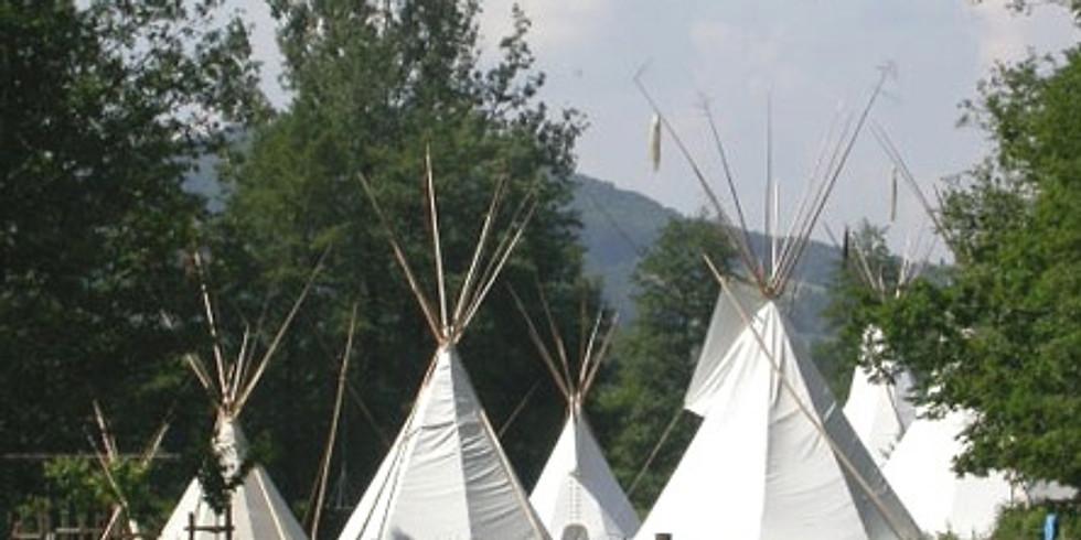 Schamanen-Wochenende im Tipi-Dorf Rhön 2020